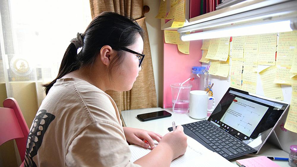 Công bố địa chỉ các nguồn tài nguyên số hỗ trợ học trực tuyến