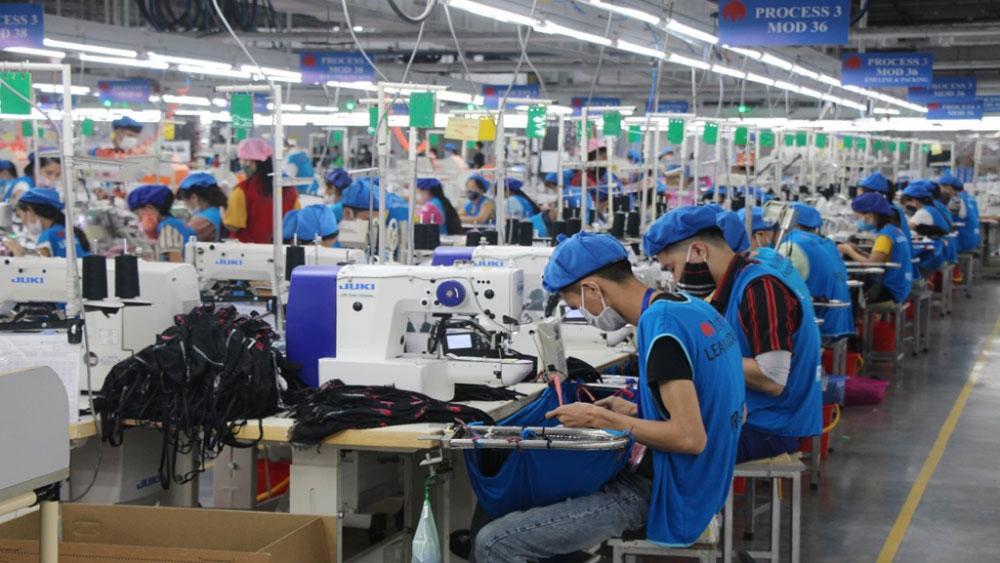 Tuyển hơn 1.600 lao động về nước làm việc ở Bắc Ninh, Bắc Giang