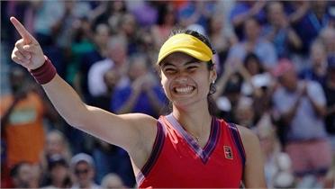 Hai tay vợt tuổi teen vào chung kết Mỹ Mở rộng