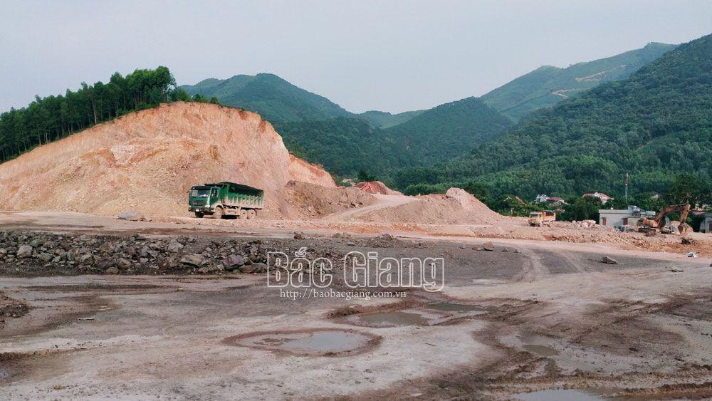 Tháng 12/2021, đấu giá 4 khu vực mỏ đất san lấp mặt bằng và đất sét gạch ngói