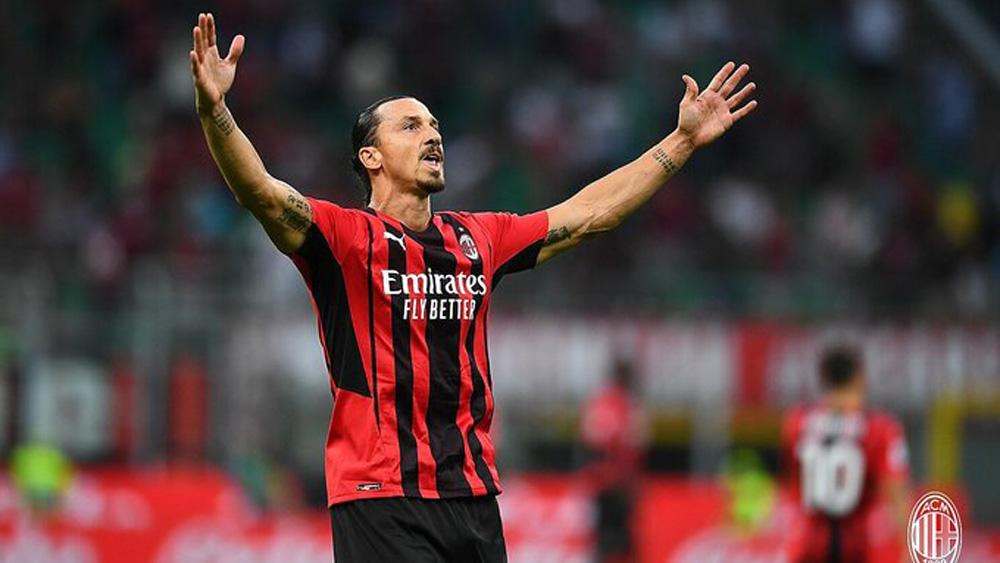 Ibrahimovic ghi bàn sau gần nửa năm