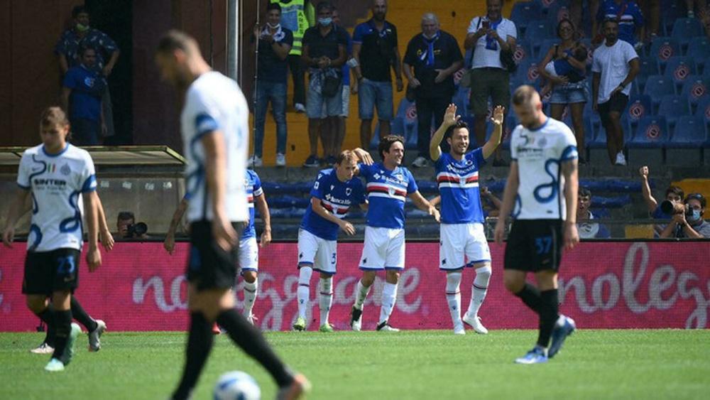 Inter đứt mạch thắng dù hai lần dẫn trước ở vòng ba Serie A