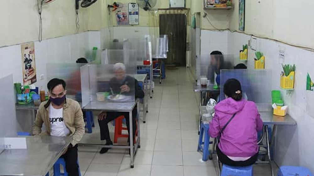 Bắc Ninh: Một số loại hình kinh doanh dịch vụ được hoạt động trở lại từ ngày 13/9