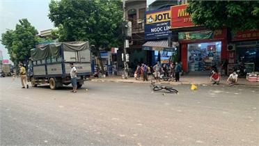 Lục Nam: Một ngày hai vụ TNGT, hai người chết