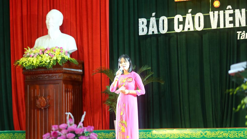 Bắc Giang: Tổ chức hội thi báo cáo viên giỏi cấp huyện xong trước 25/9