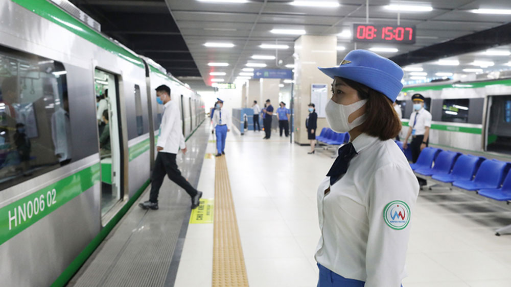 Extra $7.8 mln, Hanoi metro supervision, Cat Linh - Ha Dong metro,  project delays, additional loan agreement