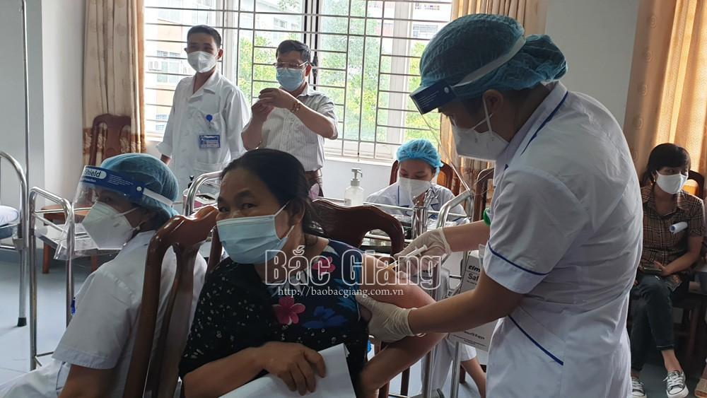 Bắc Giang: 11 ngày không ghi nhận ca nhiễm Covid-19 trong cộng đồng
