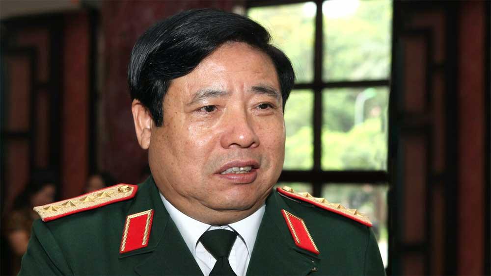 Điều chỉnh thời gian Lễ viếng Đại tướng Phùng Quang Thanh