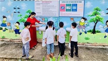 Bắc Giang: 100% học sinh tham gia BHYT năm 2021