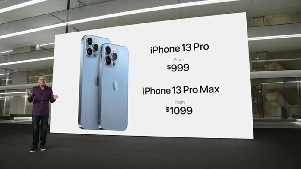 Sự kiện đặc biệt , Apple, ra mắt, loạt iPhone 13