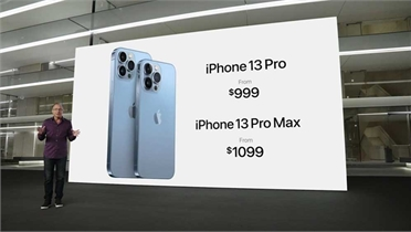 Apple sẽ ra mắt loạt iPhone 13
