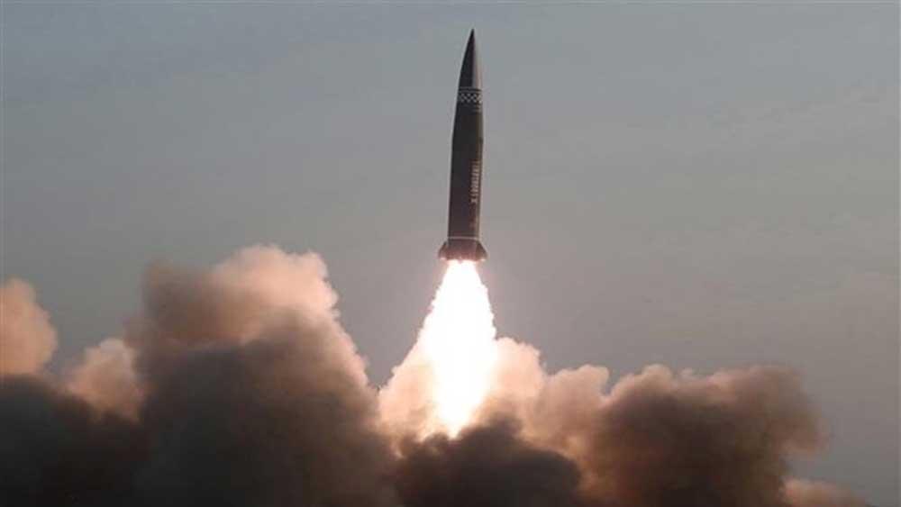 Bình Nhưỡng, phóng 2 tên lửa đạn đạo, Triều Tiên
