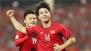 Công Phượng hội quân cùng đội tuyển Việt Nam để đấu với đội tuyển Trung Quốc