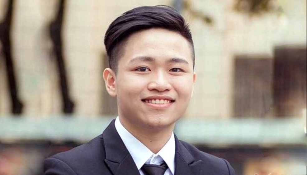 First Vietnamese student, 50 finalists, Global Student Prize 2021, Dong Ngoc Ha, biological science student, Hanoi University of Science