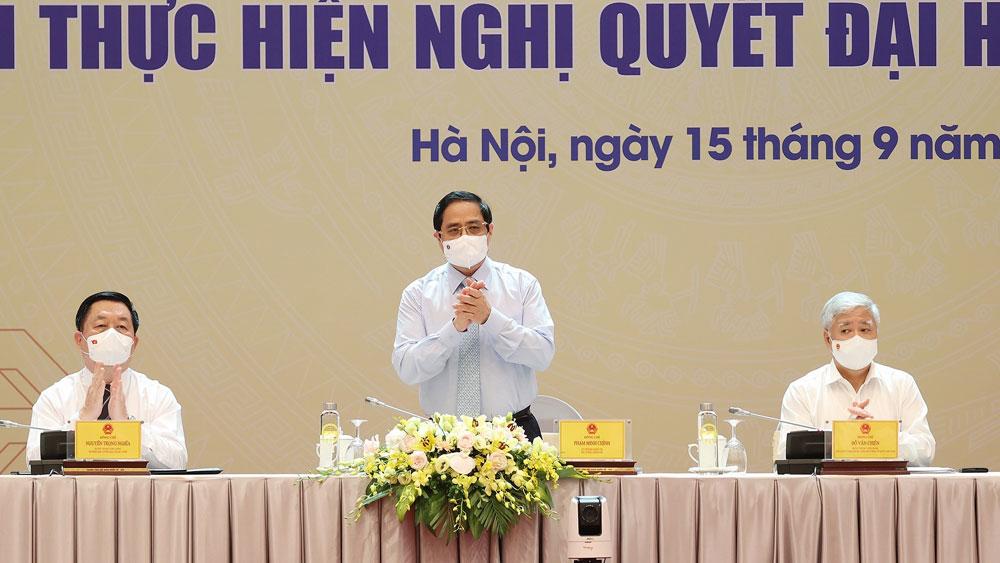 Thủ tướng, ứng dụng phòng Covid-19, hội nghị Trí thức toàn quốc