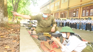 Đổi mới công tác giáo dục quốc phòng - an ninh
