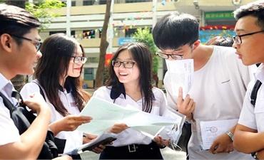 60 đại học công bố điểm chuẩn