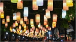 'Lanterns light up dreams' programme connects children in 7 provinces and cities