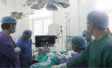 Bắc Giang xác định 3 nội dung chính xây dựng nền y tế thông minh
