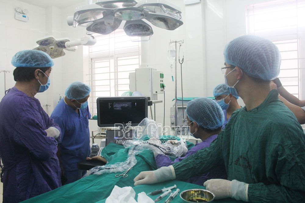 Chuyển đổi số, y tế, bệnh viện, khám, chữa bệnh, Bắc Giang