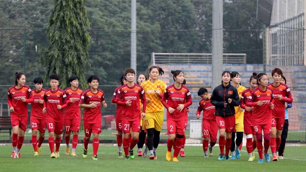 Vòng loại Giải Bóng đá nữ châu Á 2022, Đội tuyển Việt Nam , hai đối thủ tại bảng B