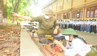 Bac Giang reforms national defense-security education