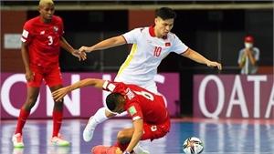 Đánh bại Panama, đội tuyển futsal Việt Nam nuôi hy vọng đi tiếp ở World Cup