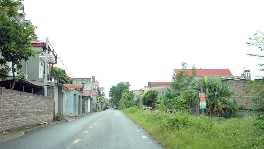 vi phạm về đất đai, quản lý và sử dụng đất, cấp giấy chứng nhận quyền sử dụng, Bắc Giang
