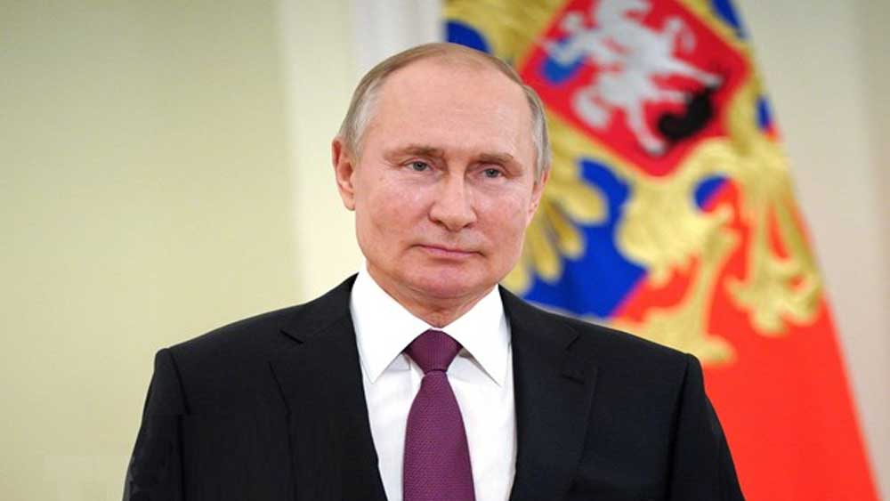Tổng thống Nga , tham dự, Olympic mùa Đông Bắc Kinh 2022