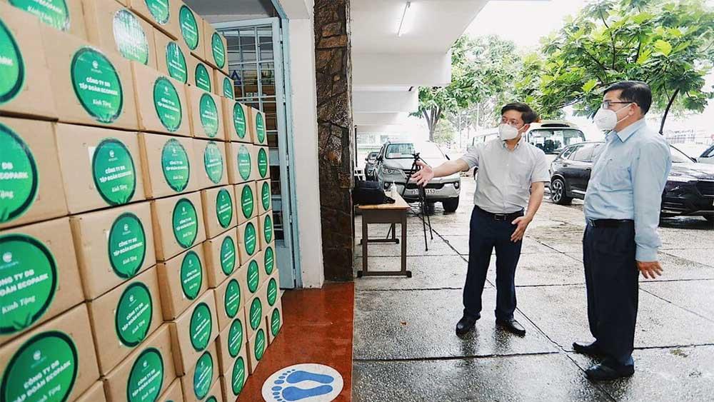 100.000 lọ thuốc Remdesivir, điều trị Covid-19, Việt Nam