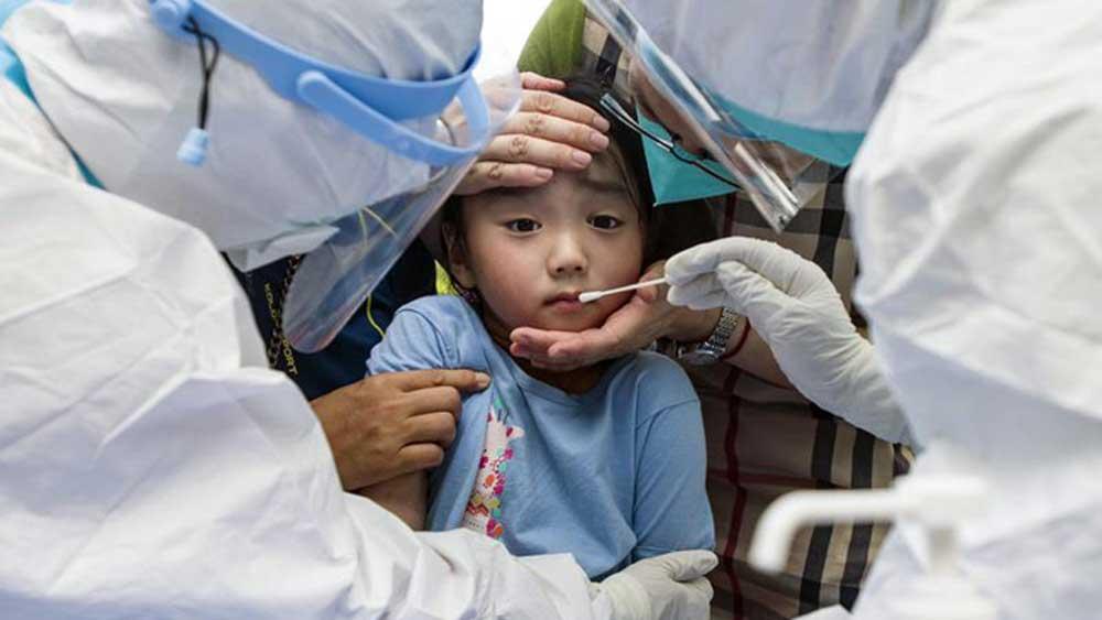 Lào, ghi nhận, số ca lây nhiễm Covid-19, cộng đồng, tăng vọt