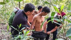 Hai phạm nhân bị bắt sau 7 giờ trốn khỏi trại giam