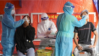 HCMC to conduct mass testing till month-end