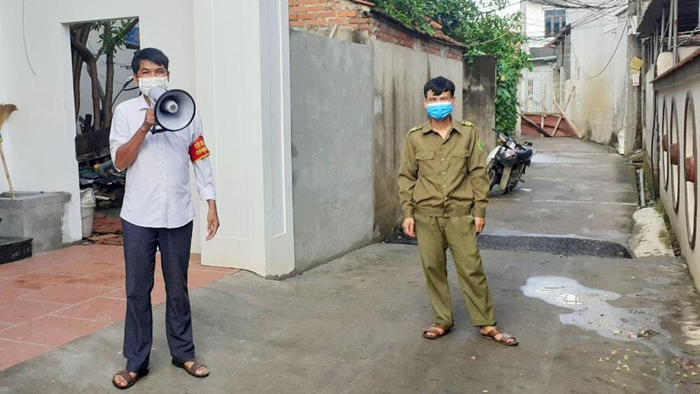 Bắc Giang, việt yên, covid-19, phòng, chống dịch