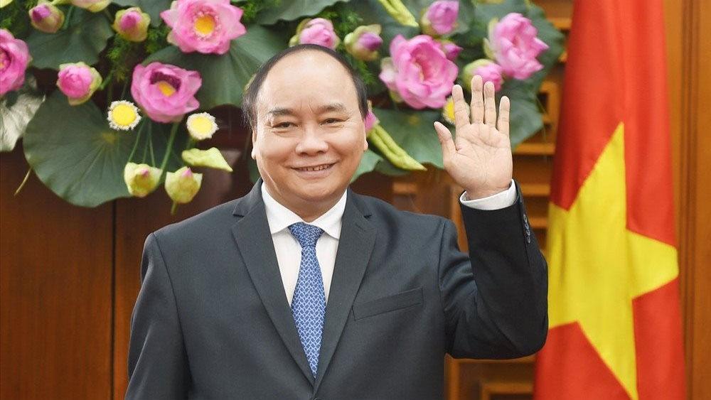 Chủ tịch nước Nguyễn Xuân Phúc, gửi yhư ,thiếu niên nhi đồng cả nước, nhân dịp Tết Trung thu