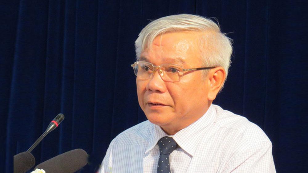 Bắt tạm giam, cựu Giám đốc Sở Xây dựng, liên quan, quản lý đất đai