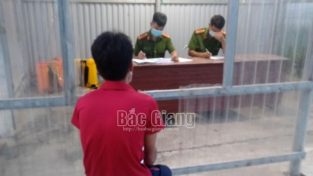Bắc Giang: Xử phạt nghiêm trường hợp trốn khỏi khu cách ly phòng dịch Covid-19