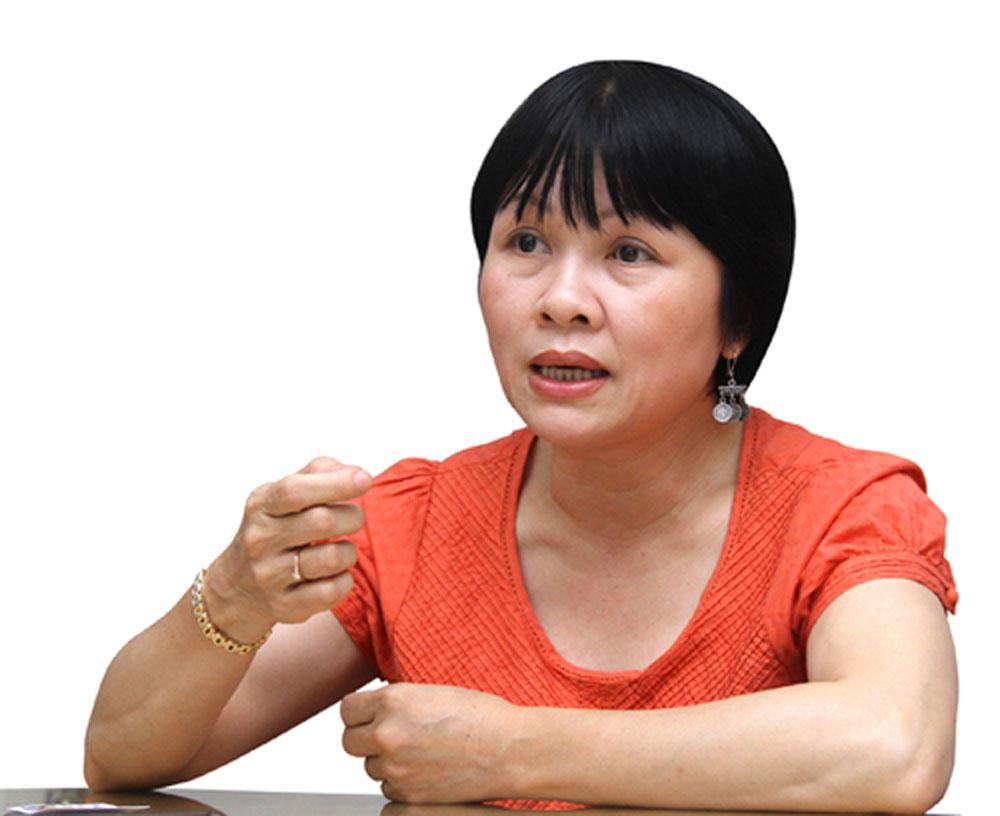 bé gái 6 tuổi tử vong, Hà Nội, Tiến sĩ Khuất Thu Hồng