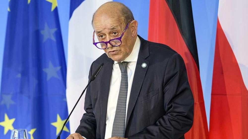 Pháp, triệu hồi, đại sứ tại Mỹ, Australia ,tham vấn