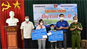 Huyện Đoàn Tân Yên tổ chức chương trình nâng cánh ước mơ