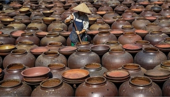 Soya sauce – a delicacy of Hung Yen
