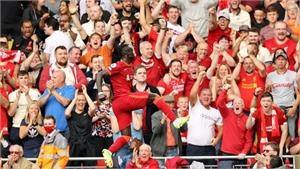 Liverpool hạ Crystal ở vòng 5 Ngoại hạng Anh