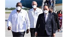 Chủ tịch nước Nguyễn Xuân Phúc tới La Habana, bắt đầu thăm chính thức Cuba