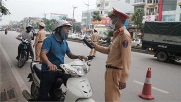 Bắc Giang tiếp tục kéo giảm tai nạn giao thông