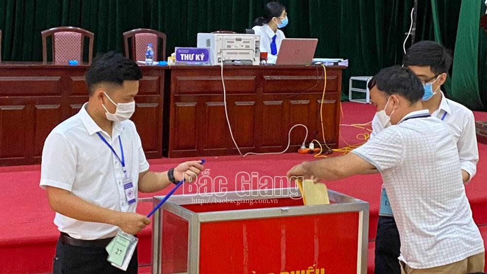 Việt Yên: 17/48 lô đất trúng đấu giá