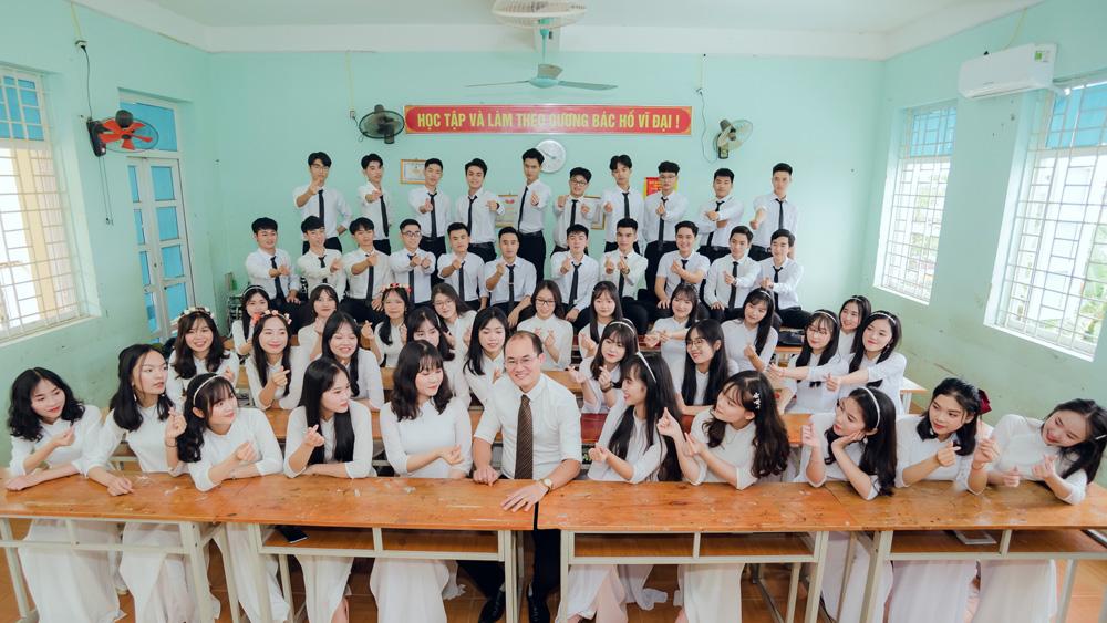 Bắc Giang, giáo dục, học sinh, thi đại học, THPT Lục Ngạn 1, học sinh giỏi