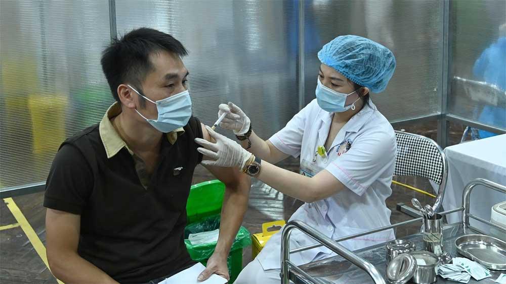 Phân bổ, gần 8 triệu liều vaccine , phòng Covid-19 , 25 tỉnh, thành phố