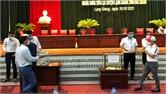 Lạng Giang: 25/107 lô đất không có khách trả giá