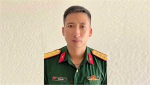 Bộ trưởng Phan Văn Giang gửi thư khen Thượng úy nhảy cầu cứu người