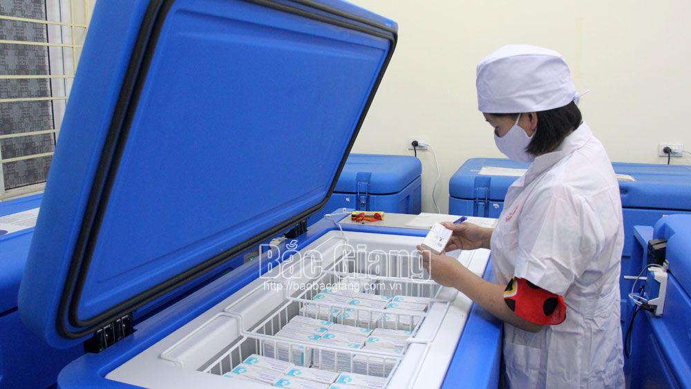 Bắc Giang tiếp nhận 200 nghìn liều vắc-xin Vero Cell